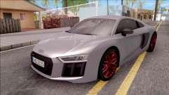 Audi R8 V10 Plus 2018 EU Plate