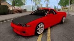 Nissan Skyline R32 Pickup Drift Monster Energy для GTA San Andreas