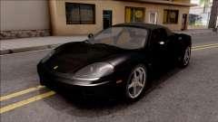 Ferrari 360 Spider US-Spec 2000 IVF для GTA San Andreas