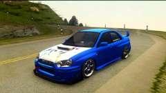 Subaru Impreza WRX STi 2004 (Virtual Diva)