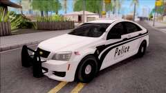 Chevrolet Caprice 2013 Ames Police Department для GTA San Andreas
