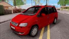 Opel Zafira 2.2DTI для GTA San Andreas