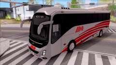 Volvo 9800 4x2
