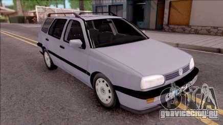 Volkswagen Golf Mk3 Variant для GTA San Andreas