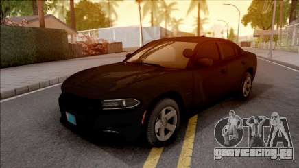Dodge Charger Unmarked 2015 для GTA San Andreas