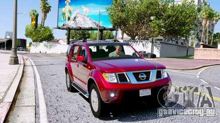 Nissan Pathfinder 2007 для GTA 5