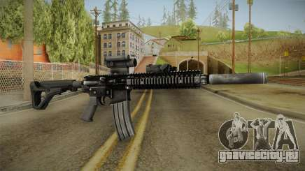 MK18 SAS Rifle для GTA San Andreas
