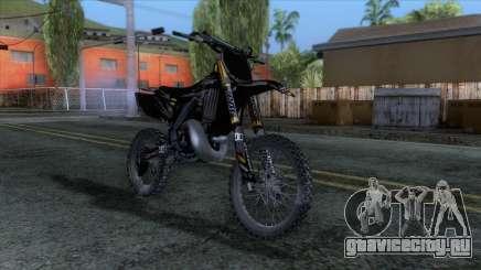 Yamaha YZ 250 FMX для GTA San Andreas
