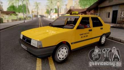 Tofas Sahin Taxi 1999 v2 для GTA San Andreas