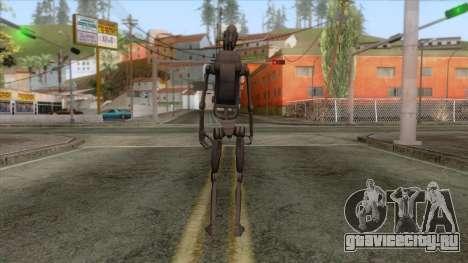 Star Wars - Shadow Droid Skin для GTA San Andreas третий скриншот