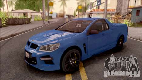 HSV Limited Edition GEN-F GTS Maloo 2014 v2 для GTA San Andreas