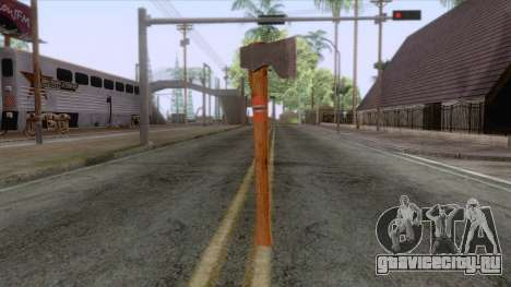 GTA 5 - Hatchet для GTA San Andreas