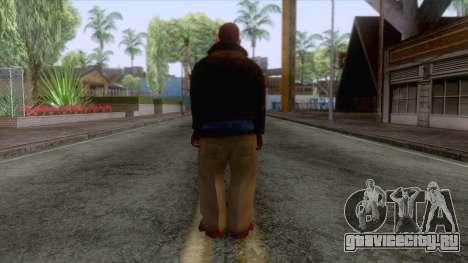 Bruised Greasers Skin 1 для GTA San Andreas третий скриншот