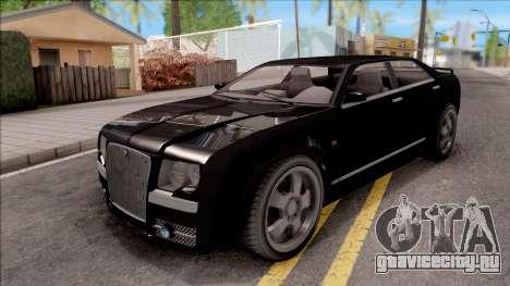 GTA IV Schyster PMP 600 IVF для GTA San Andreas