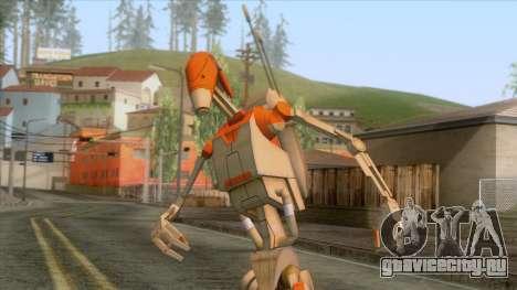Star Wars - Droid Engineer Skin v2 для GTA San Andreas