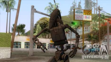 Star Wars - Shadow Droid Skin для GTA San Andreas