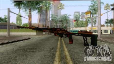 Warface - Orsis T-5000 для GTA San Andreas второй скриншот