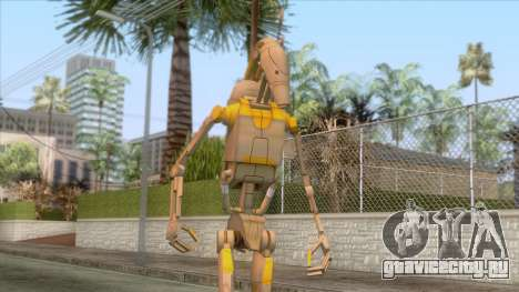 Star Wars - Droid Engineer Skin v1 для GTA San Andreas