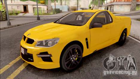 HSV Limited Edition GEN-F GTS Maloo v1 2014 для GTA San Andreas