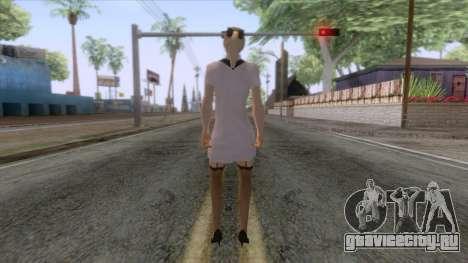 Female Sweater One Piece v5 для GTA San Andreas третий скриншот