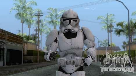 Star Wars JKA - Clone Trooper EP3 Skin для GTA San Andreas