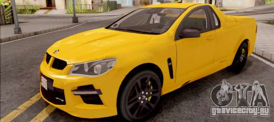 hsv limited edition gen f gts maloo v1 2014 gta san. Black Bedroom Furniture Sets. Home Design Ideas