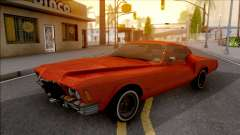 Buick Riviera 1972 Boattail Lowrider Red