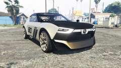 Nissan IDx Nismo concept [replace] для GTA 5