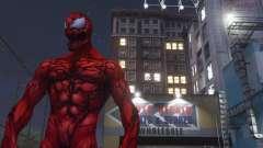 Carnage (Marvel Future Fight) [ADD-ON] 2.0 для GTA 5