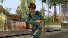 Rebecca Chambers Skin v1 для GTA San Andreas