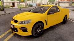 HSV Limited Edition GEN-F GTS Maloo v1 2014