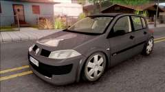 Renault Megane Authentique для GTA San Andreas