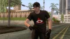 SecuroServ Skin 2 для GTA San Andreas