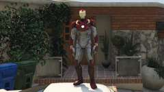Iron Man Mark 47 1.3 для GTA 5