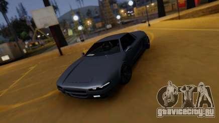 Infernus Rocket Bunny v2 by zveR для GTA San Andreas