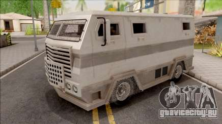 GTA EFLC HVY Brickade для GTA San Andreas
