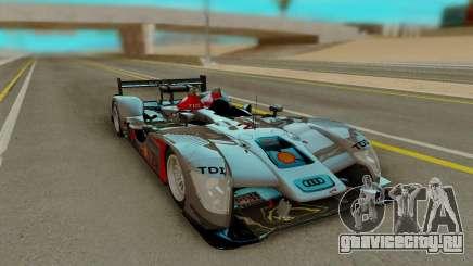 Audi R15 DTI LM для GTA San Andreas