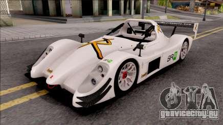 Radical SR8 RX v1 для GTA San Andreas