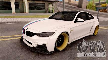 BMW M4 LB Walk для GTA San Andreas