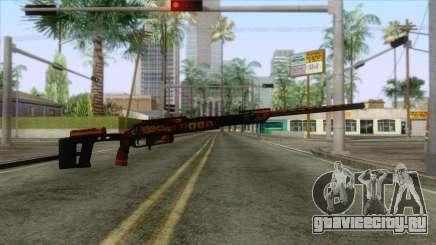 Warface - Orsis T-5000 для GTA San Andreas