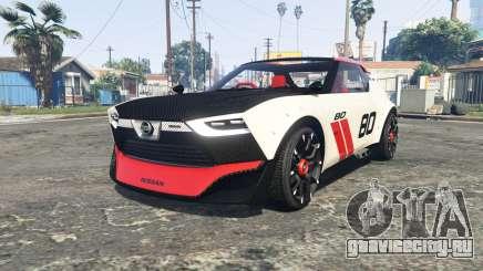 Nissan IDx Nismo concept [add-on] для GTA 5