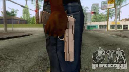 Smith & Wesson 45 ACP Revolver для GTA San Andreas