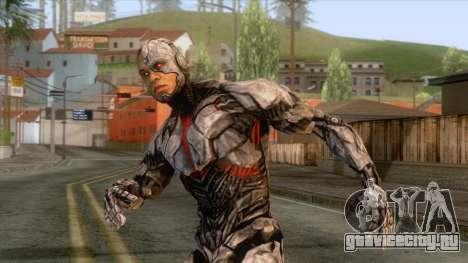 Injustice 2 - Cyborg для GTA San Andreas