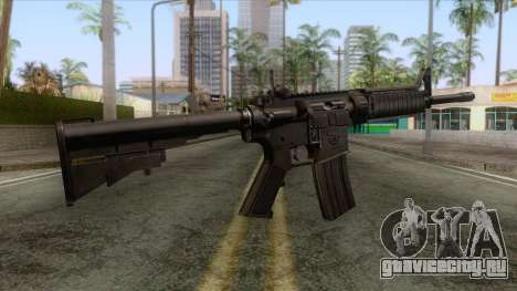 Colt Commando Carbine для GTA San Andreas