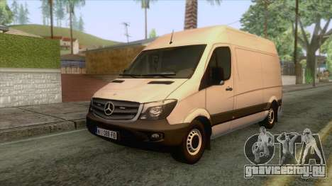 Mercedes-Benz Sprinter 2017 для GTA San Andreas