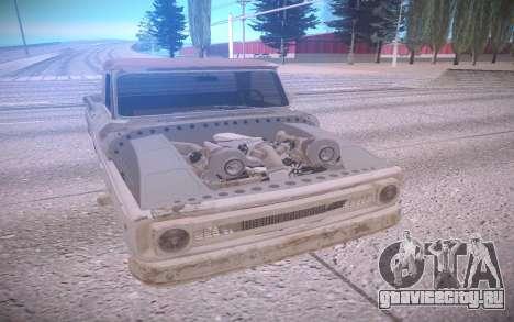 Chevrolet C10 для GTA San Andreas