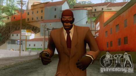 Team Fortress 2 - Spy Skin v2 для GTA San Andreas