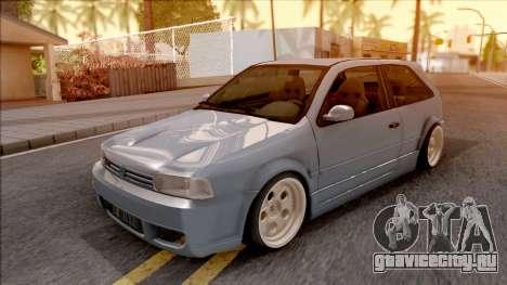 Volkswagen Gol GTI R32 для GTA San Andreas