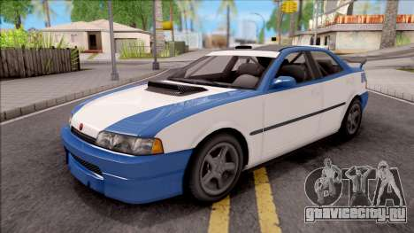 Cheval Nebula RS IVF для GTA San Andreas