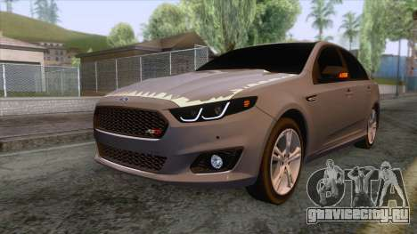 Ford Falcon 2018 KSA Dirft Edition для GTA San Andreas